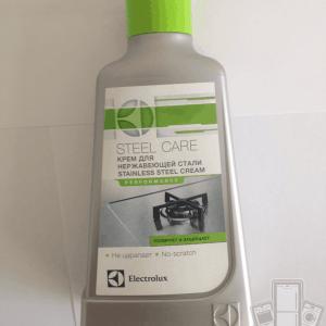 Защитный крем для нержавеющей стали Electrolux Steel Care